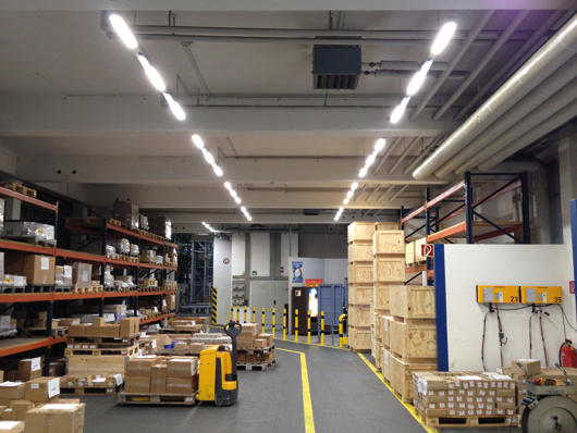Led Shop Lights 8ft Replacament Fixture Industrial Led