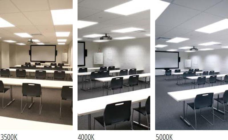Cct Adjustable Led Panel 2x4 Panel 3000k 5000k