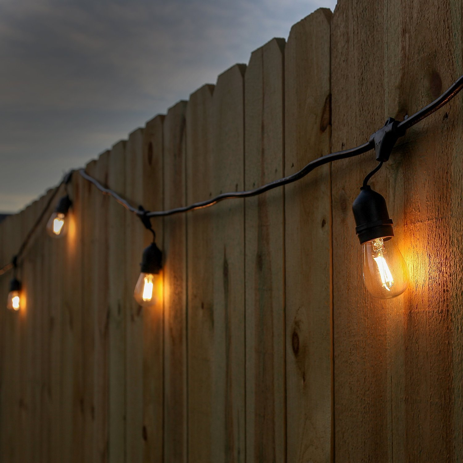 Outdoor Led String Lights Outdoor Patio Lights